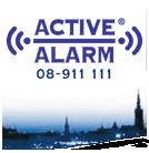 Active Alarm Logo